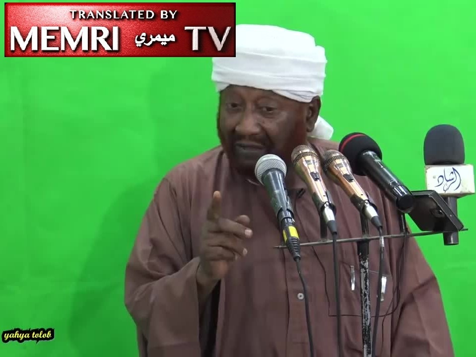 "Sudanese Clerics Appeal to Military Council to Instate Islamic Law: A Caliphate Should Be Established; Sudan Belongs to the Muslims, ""Communist Infidels"" Cannot Bring About Reform"